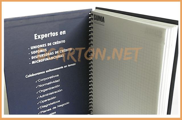 Cuadernos empresariales