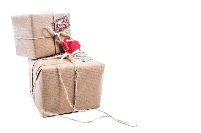 cajas de carton decoradas