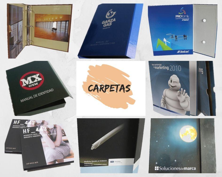 carpetas personalizadas