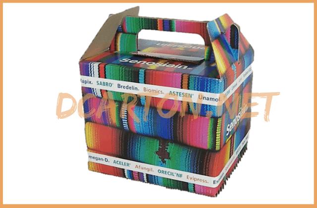 carton corrugado cajas