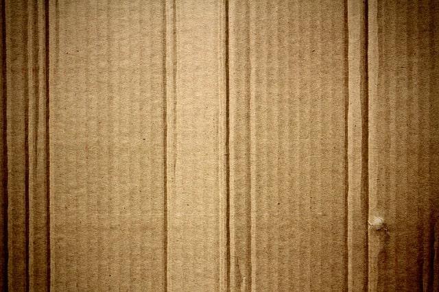 carton corrugado para embalaje