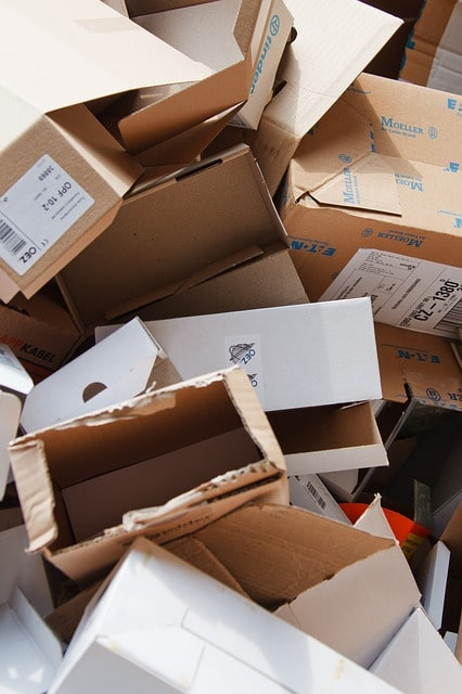 reciclaje carton y papel