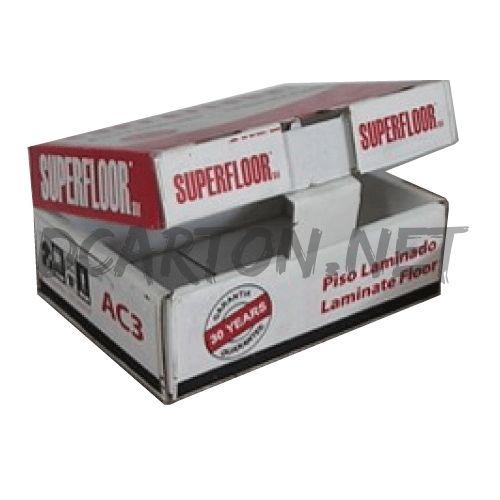 Caja para piso laminado Image