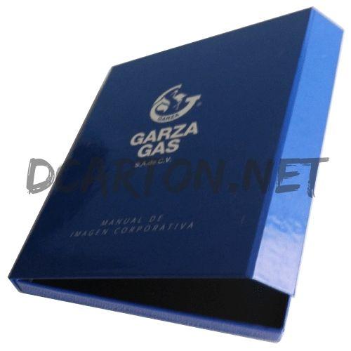 Caja estuche Garza Gas Image
