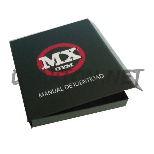Caja estuche MX Image